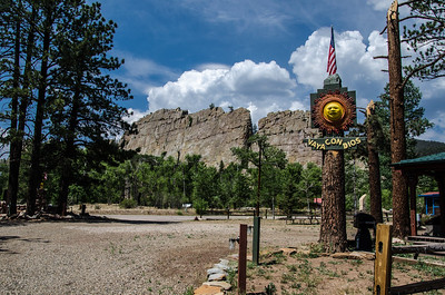 Stonewall Colorado - 2013  Copyright ©  2013 - Photo by Barry Jucha