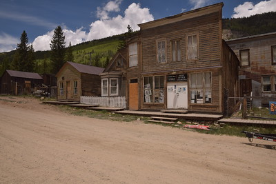 St. Elmo, CO Ghost Town