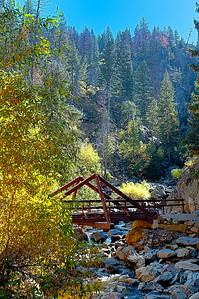 Fish Creek Falls Bridge