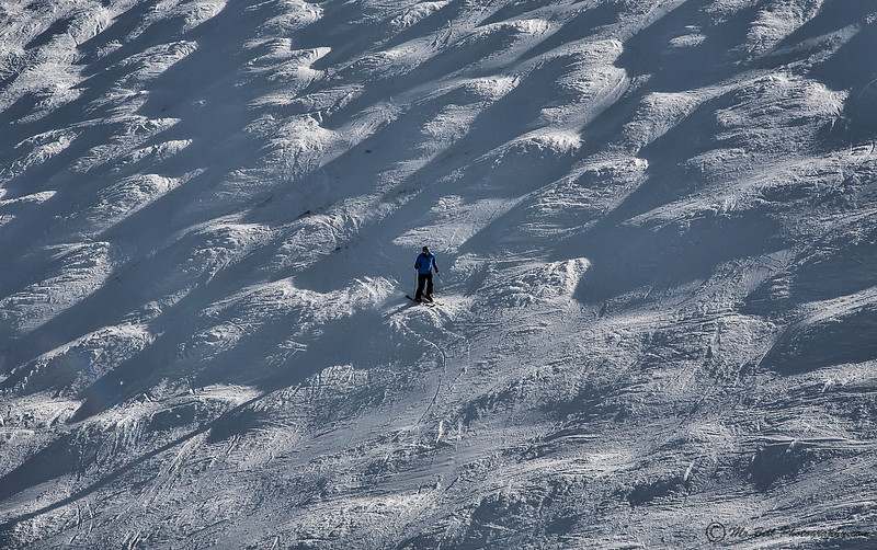 Skier @ Vail, Co