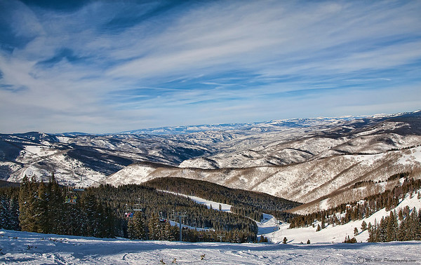 Vail Mountains