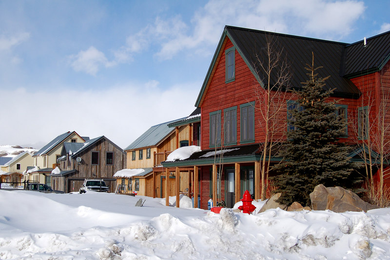 Houses in Crested Butte, CO