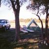 Campsite; Eastern Colorado or Western Kansas