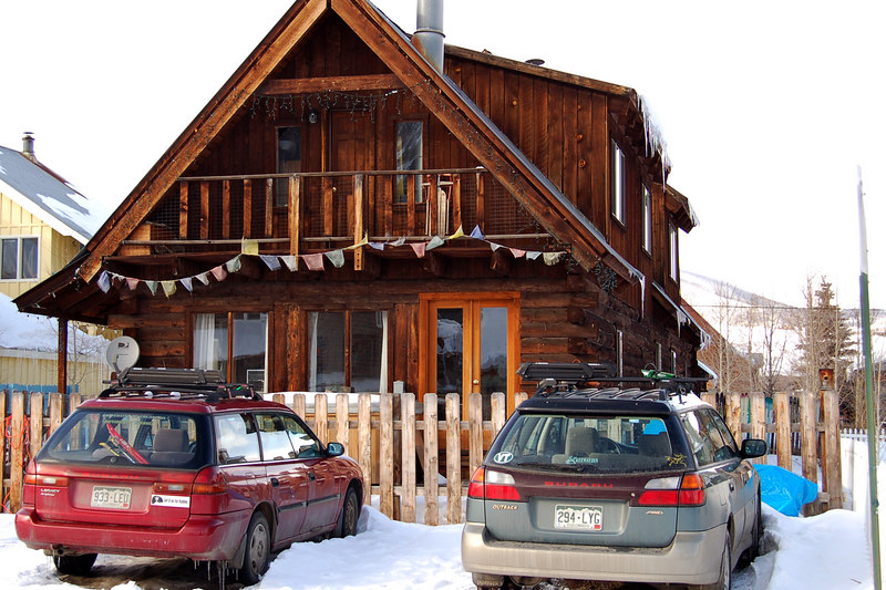 A house in Crested Butte, CO