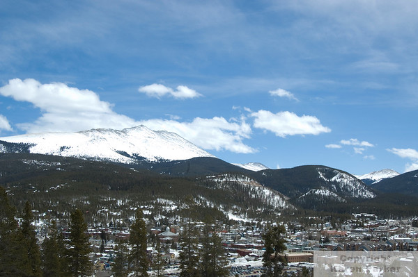Colorado's Summit County - March, 2008
