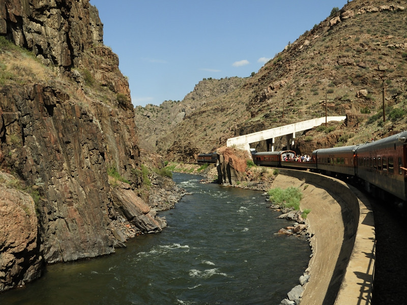 Royal Gorge Route Railway