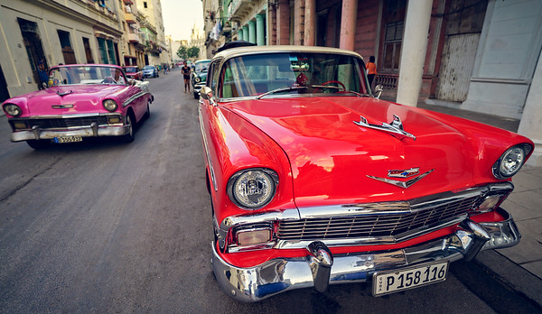 Cuban Cars in Havana