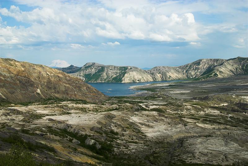 Mt. Adams & Spirit Lake