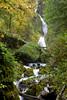 Wahkeena Falls, Columbia River Gorge, Oregon