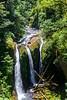 Triple Falls, Mid-Summer