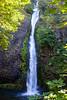 Summer at Horsetail Falls
