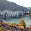 Bonneville dam on the Columbia