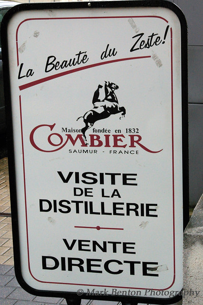 Combier Distillery