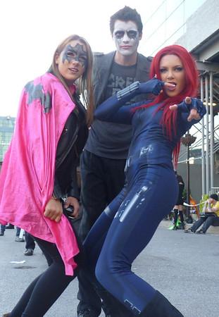 Comic Con NYC October 2012