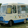 'Morris' ice cream van 9284WB on a Morris J-series van chassis at Gotherington (GWR) on 5th June 2010