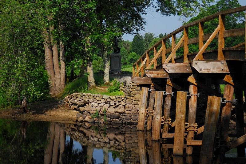 North Bridge, Lazy Summer Days