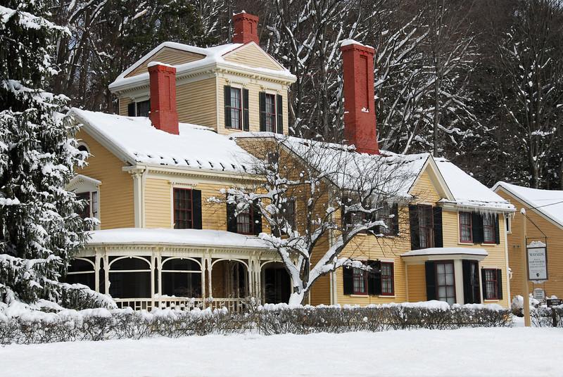 The Wayside in Winter