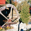 Waterwheel - Mystic Seaport Village, Mystic, CT  10-23-98