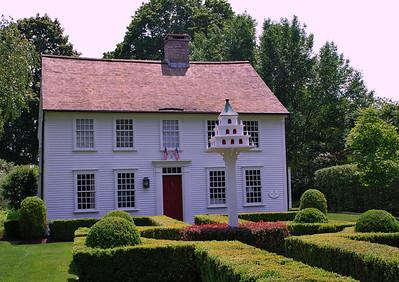 Noah Tooker House - 1734
