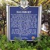 Salisbury, CT (sign)