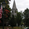 WE DISCOVERED THAT THEY ARE VERY PIOUS IN NEW ENGLAND.  THERE ARE LOTS AND LOTS OF CHURCH WITH STEEPLES.