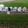 Mailboxes in Sharon, CT