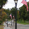 NOT ONLY ARE THEY PIOUS, THEY ARE ALSO VERY PATRIOTIC.  ALL THESE LITTLE TOWNS HAVE FLAGS FLYING EVERYWHERE.