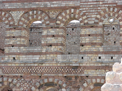 Constantinople-Blachernae Palace and Walls
