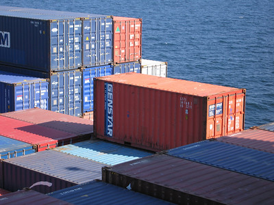 20 foot Genstar container