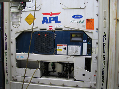 APL koelcontainer