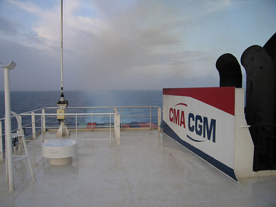 Containerschip 2009