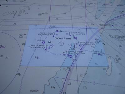 Wijzigingen op zeekaart knippen/plakken