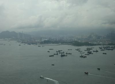 Containerhaven Hongkong