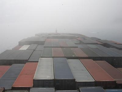 Oponthoud door mist
