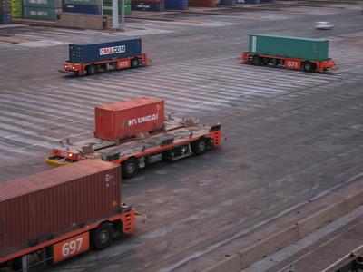 Rotterdamse haven 2009