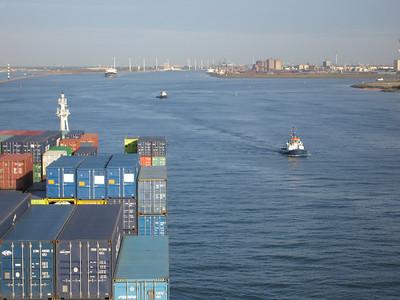 Sleepboot 53-60 ton trekkracht