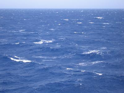 Rode Zee, water 31° C, lucht 34° C
