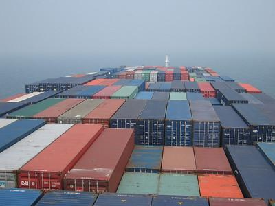 Van Kelang naar het Suezkanaal