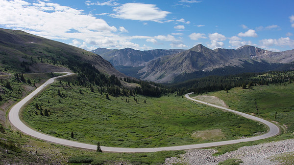 Cottonwood Pass Summit