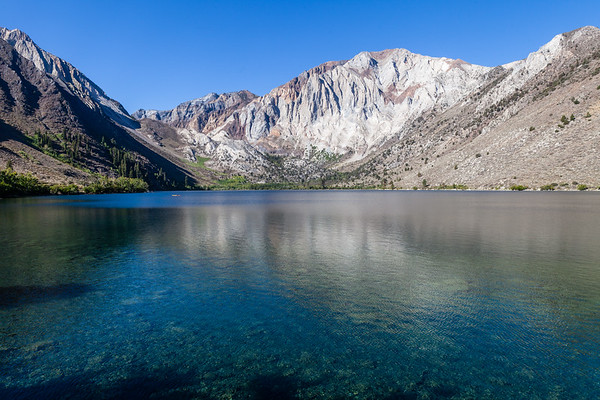 Convict Lake, Hwy 395