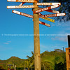 "To everywhere, from Rarotonga. Sign to major world cities at Muri Beach, Rarotonga, Cook Islands. Please preview book ""Cook Islands"", above.  <a href=""http://www.blurb.com/b/1907535-cook-islands"">http://www.blurb.com/b/1907535-cook-islands</a>"