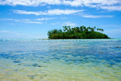 "Muri Beach, Cook Islands, small island across lagoon. Please preview book ""Cook Islands"", above. www.blurb.com/b/1907535-cook-islands"