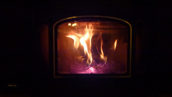 Doug's fireplace