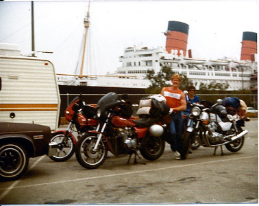 Queen Mary 1983