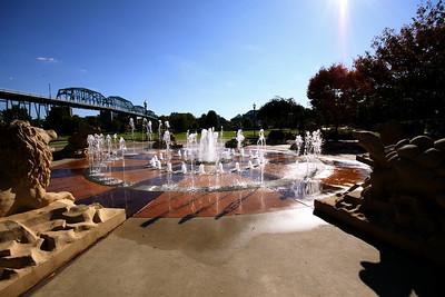 Coolidge Park Chattanooga