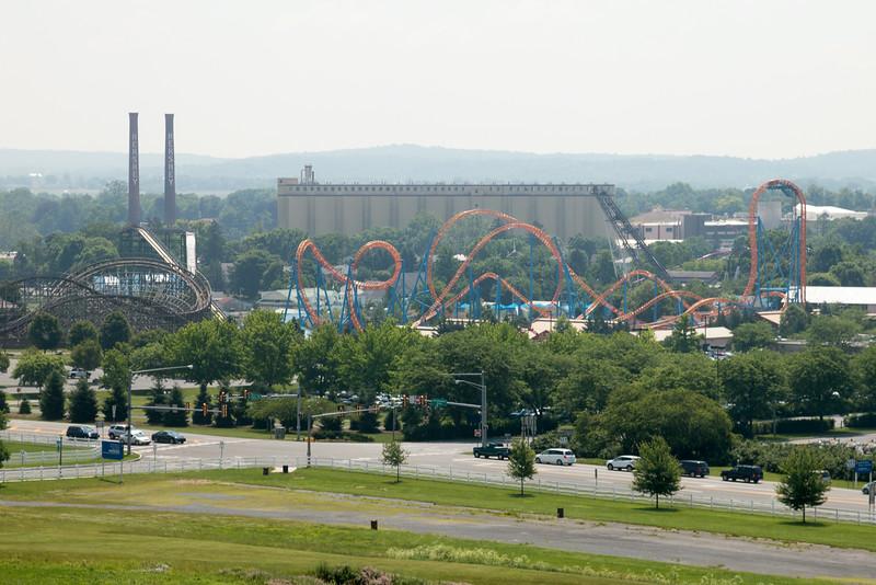 Hershey Park amusement park -- Hershey's Chocolate World, Hershey, PA - June 2014