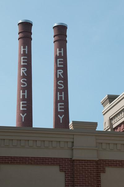 Hershey's Chocolate World, Hershey, PA - June 2014