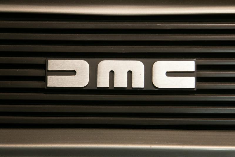 1981 DeLorean DMC-12 -- Northeast Classic Car Museum, Norwich, NY, June 2014