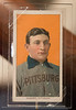 Honus Wagner T06  baseball card -- A trip to the Baseball Hall of Fame, Cooperstown, NY, June 2014