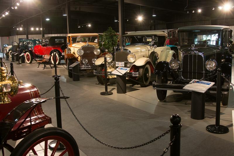 Northeast Classic Car Museum, Norwich, NY, June 2014